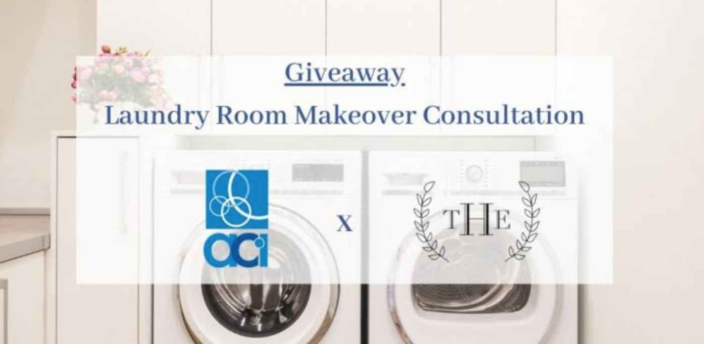 Virtual Laundry Room Makeover