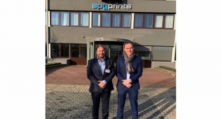 SPGPrints Appoints Omigraf as Rotary Screen Printing Division Rep in Poland