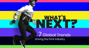 What's Next?  7 Global Trends Driving the Print Industry