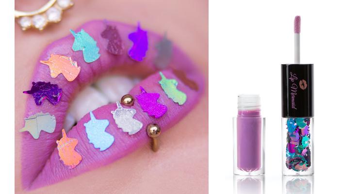 Lip Mermaid Cosmetics Makes Its Debut