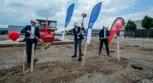 Axalta Breaks Ground on Refinish Facility in the Netherlands