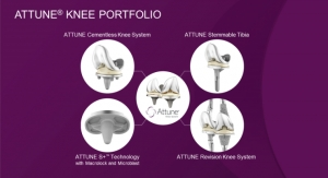 ATTUNE Knee Surpasses 1 Million Patients Implanted Worldwide