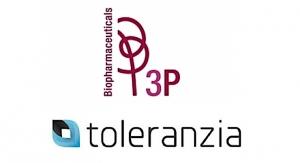 3P Bio and Toleranzia Enter Orphan Drug Partnership