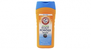 Talc-Free Foot Powder from A&H