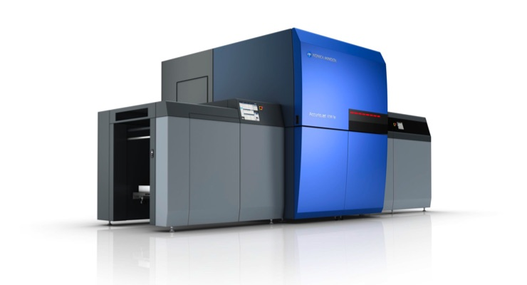Konica Minolta Installs AccurioJet KM-1 at Grace Printing