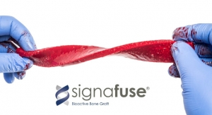 FDA Clears Strip Format of Bioventus' Signafuse Bioactive Bone Graft