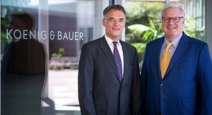 Koenig & Bauer Appoints Dr. Andreas Pleßke as Management Board Spokesman