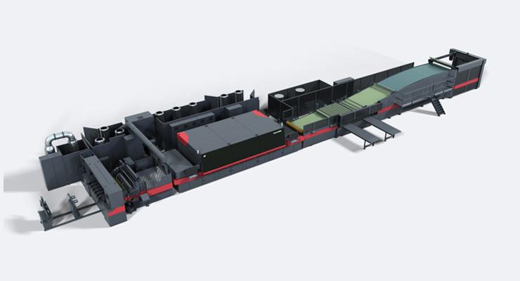 DS Smith Iberia Installs EFI Nozomi C18000 Plus Digital Corrugated Printer