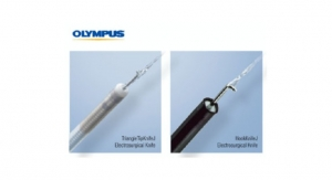 Olympus Launches HookKnifeJ, TriangleTipKnifeJ Electrosurgical Knives