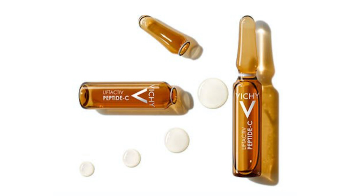 Vichy Launches LiftActiv Peptide-C Anti Aging Ampoule Serum