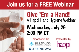 Register for Happi