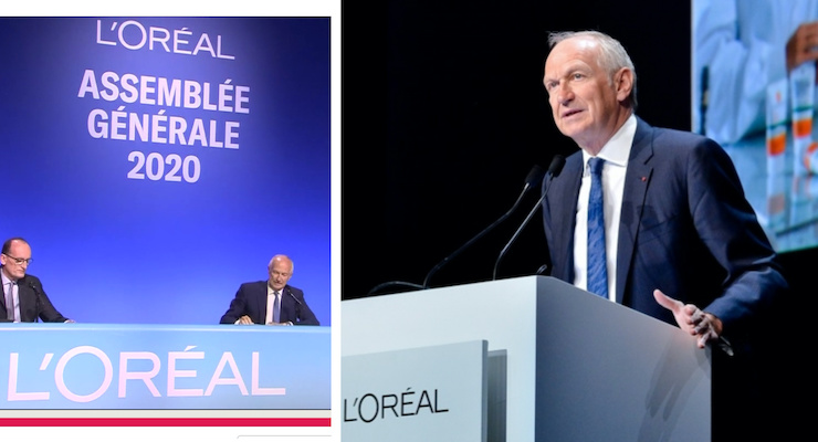 L'Oreal's Jean-Paul Agon Clears Up the 'Whitening' Controversy