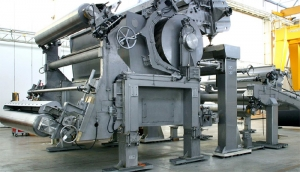 Tissue machine rebuild: new Crescent Former and plant to achieve 50% more speed