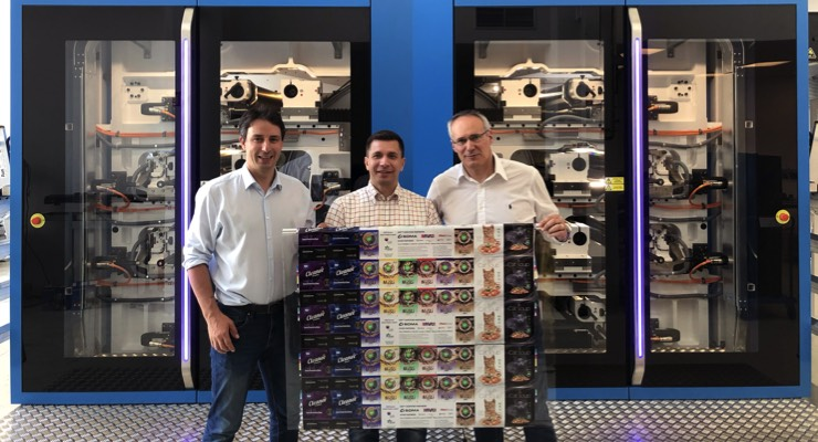 Flint Group, Soma, Marvaco Present Sustainable High Quality Package Printing