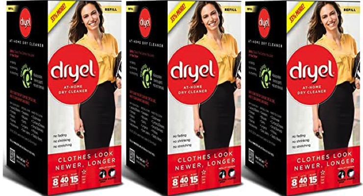 CR Brands Sells Dryel, Biz Lines