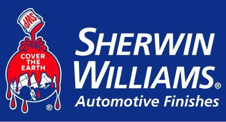 Anest Iwata Joins Sherwin-Williams Automotive Finishes, Larsen Motorsports Partnership