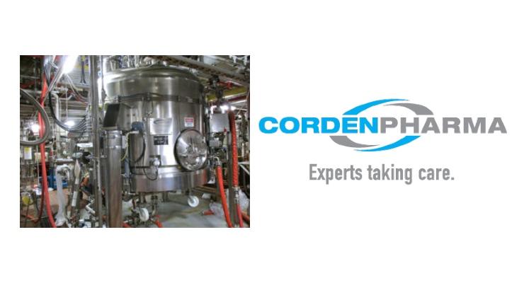 CordenPharma Increases U.S. Peptide Manufacturing Capacity