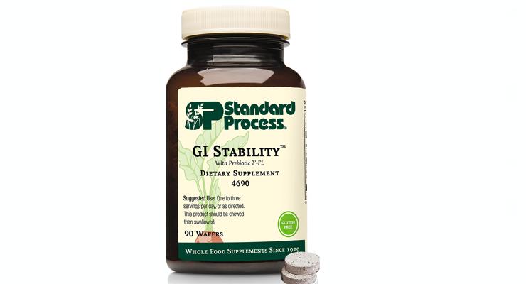 Standard Process Launches Unique Prebiotic Supplement