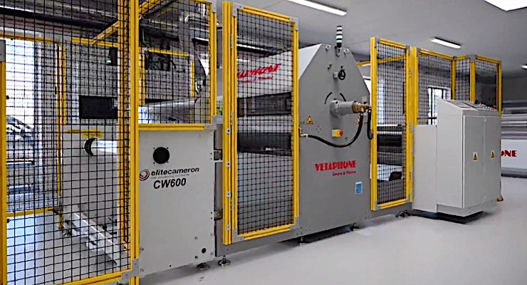 Vetaphone showcases new facility