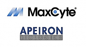 APEIRON, MaxCyte Enter Licensing Agreement for APN401