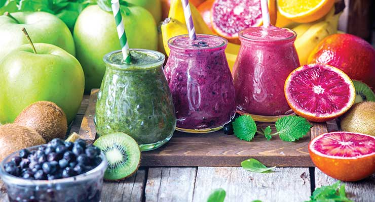 Top Flavor Trends Shaping Nutrition Products