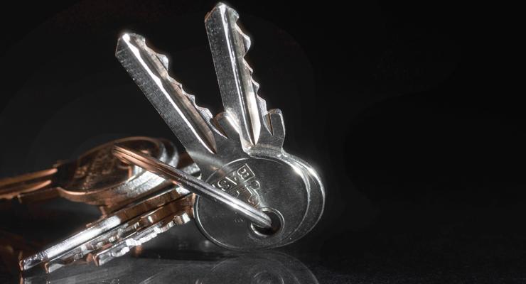 Pick up your keys