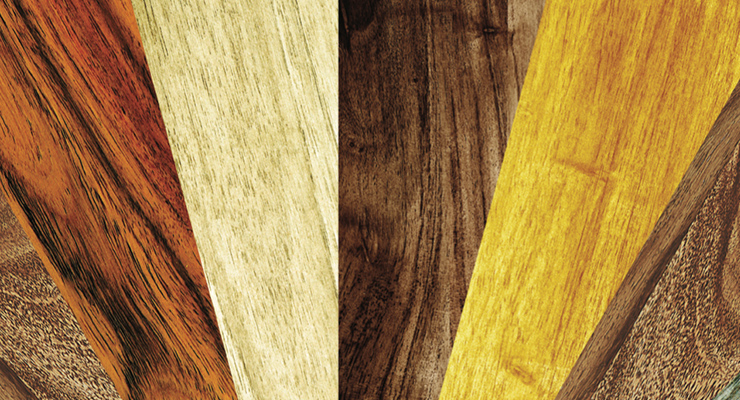 HIGH-PERFORMANCE RESINS FOR INDUSTRIAL WOOD