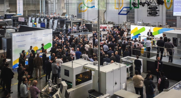 Heidelberg Pulls Out of drupa