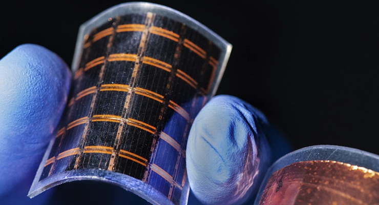 U.S. Air Force Research Laboratory Invests in NREL Solar Cell Project