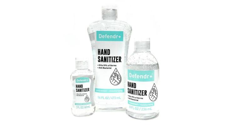 Taste Beauty Debuts Hand Sanitizer