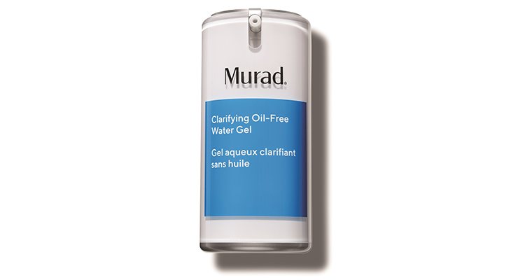 Murad Launches Clarifying Oil-Free Water Gel