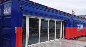 HMG Paints Providing Paints to Shipping Containers Conversion, Modular Buildings Sectors