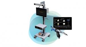 Smith+Nephew Launches Handheld, Robotic CORI Surgical System