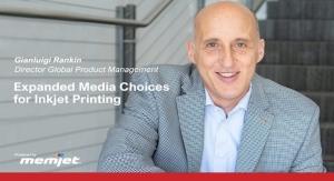 Memjet: Expanded Media Choices for Inkjet Printing