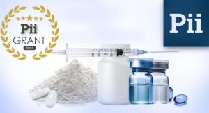 Pharmaceutics International Announces Grant