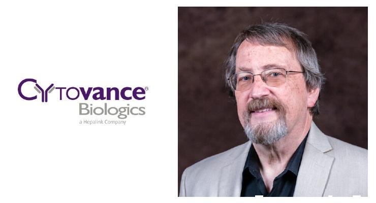 Cytovance Biologics Appoints VP of Development