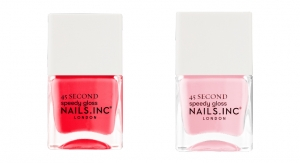 Nails.Inc Debuts 45 Second Speedy Gloss