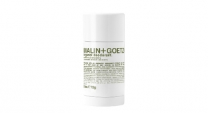 Malin+Goetz Adds Bergamot Deodorant