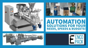 Enco Pack Automation Solutions for All Needs, Speeds, and Budgets