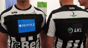Royole, TUTA Partner in World's 1st Wearable, Fully Flexible Display Advertising in Live Sports