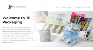 JP Packaging Launches New Website