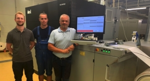 LabelPrint OÜ beta testing new Durst Tau RSCi