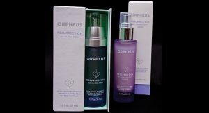 Orpheus Skincare: 'Fully Sustainable' from Flower to Carton
