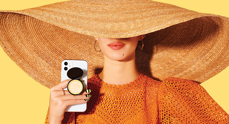 Burt's Bees Unites with PopSockets for New 2-in-1 Product
