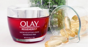 Olay Teams Up with Pressed Juicery