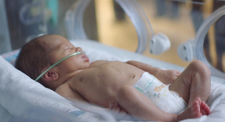 Pampers Develops New Preemie Diaper