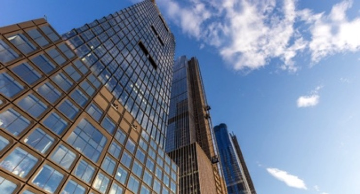 PPG CORAFLON Powder Coatings Reflect Industrial Heritage of 55 Hudson Yards