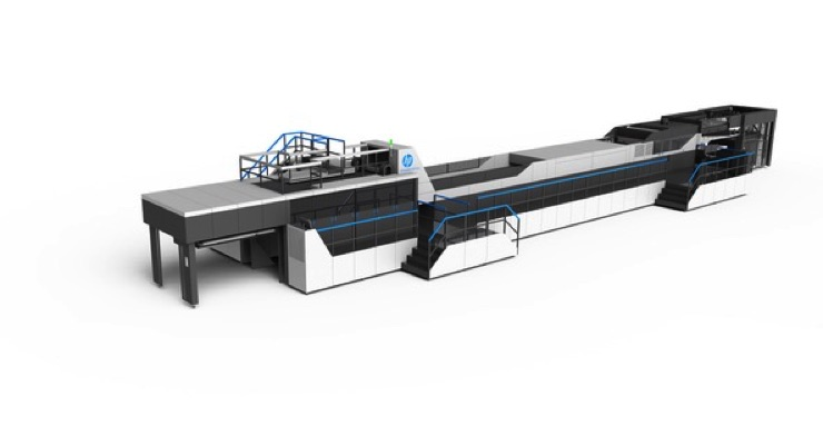 HP PageWide C500 Digital Corrugated Press Customers Receive New Ink-saving Printheads