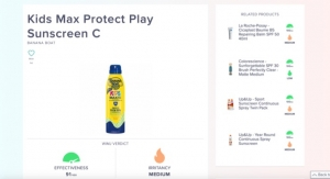 Startup Creates AI Sunscreen Assistant
