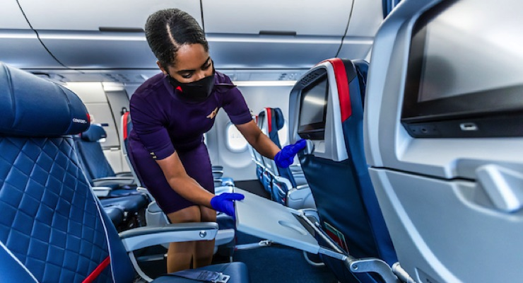 Cleaning Up Air Travel